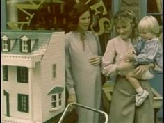 P&G - Pampers Disposable Diapers -  The Doll House - Vintage Commercial - 1980s - YouTube