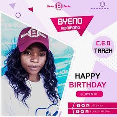 Happy birthday to a Sister to the brand and a client. Wish you God's blessings abundantly. . . . . . #BlinksMedia #TeamMG #Tarzh #design #graphicdesign #socialmedia #follow #socialmediamarketing #creative Social Media Marketing, Blessings, Wish, Blessed, Happy Birthday, Graphic Design, Creative, Happy Brithday, Urari La Multi Ani