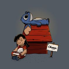 Lilo & Stitch Canvas Print by leduc Lilo Stitch, Cute Stitch, Disney Stitch, Cute Disney, Disney Art, Toothless And Stitch, Stitch Drawing, Stitch Pictures, Snoopy Love