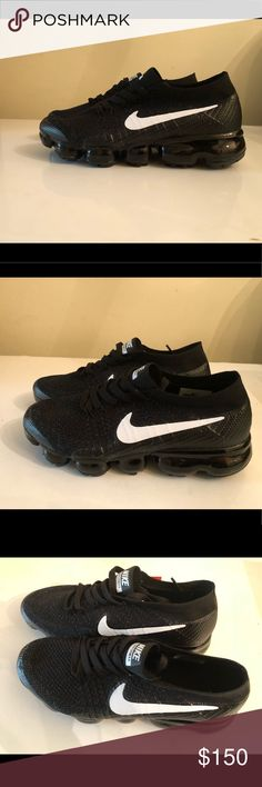 Nike Vapor Max The Nike Air VaporMax Flyknit generally received mixed reviews from consumers and testers. Many of them felt that this neutral road running shoe was inefficient in giving comfort and security to their feet. They also felt that it was an expensive product that didn't provide the quality that they expected. But there were those who appreciated it for the features that it was able to give. Nike Shoes Sneakers