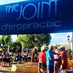 Wind down Wednesday at Waverly Place in Cary, NC!! We are ready for the band! #thejoint #communityevent #summer #nc