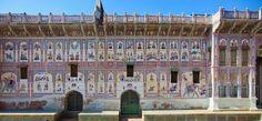 India, le città dell'oro abbandonate Shekawati region like all these pictures
