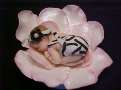 E.-BABY-Decorated with marzipan!