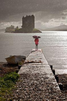 Sunshine & Showers (von Alec Kirkham)
