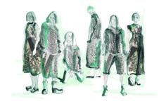 Everyman costume design by Leticia Bartos