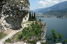 Ledrotal (bei Biacesa) – Ponaleschlucht – Riva del Garda (Gardasee)