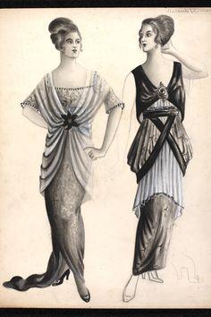 1910s fashion - Google Search