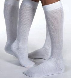137368c2b7 Jobst ActiveWear Over-the-Calf Athletic Support Socks Extra Firm 30-40mmHg  Compression