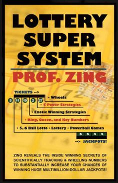 Lottery Super System (Paperback)