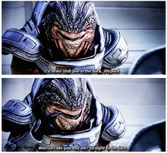 Grunt. Mass Effect