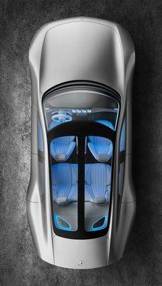 Mercedes-Benz IAA Concept at Frankfurt 2015