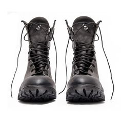 REZNOR COMBAT BOOT  from Nice Collective $1,100. ;)