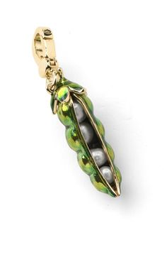 Juicy Couture 'Pearl in a Peapod' Charm