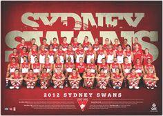 2012 Sydney Swans
