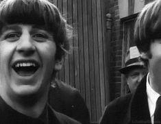 doesn't ringo's smile melt your heart? (gif)