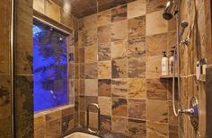 The perfect shower!