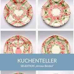 kuchenteller_arrosaberdea_sel Natural Selection, Simple Lines, Tablewares