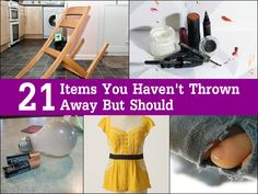 items-havent-thrown-away-but-should