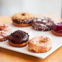 You've heard of Voodoo, but there are plenty more reasons to love Portland's doughnut scene. These are our favorites.