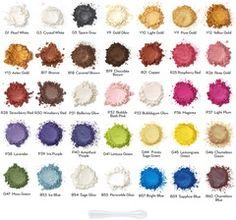 Mica Powder, 0.35 oz (10g) Large Bottles - Set of 35 Outdoor Acrylic Paint, Acrylic Paint Set, Metallic Colors, Acrylic Colors, Unique Colors, Vibrant Colors, Colorful, Candle Slime, Chameleon Color
