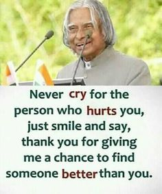 New Trading Motivational A.Abdul Kalam Amzing pic collection 2019 ~ Proud to be an Indian Apj Quotes, Life Quotes Pictures, Real Life Quotes, Motivational Quotes, Inspirational Quotes, True Feelings Quotes, Reality Quotes, Quotes About Attitude, Inspiring Quotes About Life