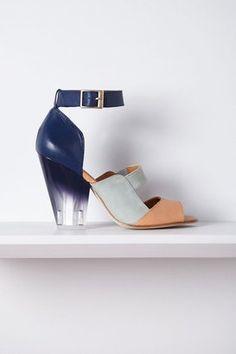 f4e7f11dd24 Mira Lucite Pumps Anthropologie Bata Shoes
