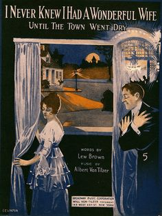 ~ playing on the Parlour Victrola:  I never knew I had a Wonderful Wife Until The Town Went Dry, performed by Eddie Cantor , 1919 [ & recently featured on HBO's Boardwalk Empire ];  click here to listen!  http://www.thegipsyintheparlour.com/2012/04/classic-martini.html