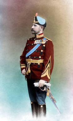 Regele Ferdinand I Royal House, Ferdinand, Law Enforcement, Etiquette, Battle, Royalty, Military, Image, Art