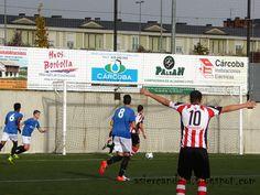 Asier y Pablo, mis equipos de futbol: 161107 Montaña - Rayo Cantabria