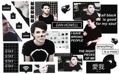 dan howell wallpaper - Google Search