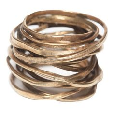 Rings (but it could also be a bangle!)