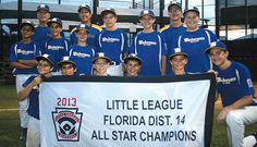 Windermere Little League 11/12 All-Stars celebrate winning the District 14 baseball championship. Congratulations to (front, l. to r.) Jake Peters, Logan Mueller, Nate Wilkerson, Josh Plasencia, Devon McCall, Mason Russell, (middle, l. to r.) Joe Cobb, Kyle Dunlap, Judson Hershiser, Jacob Drury, Trey Harris and Grant Greca. Also pictured are coaches (back, l. to r.) Judd Hershiser, Neal Harris and Steve Wilkerson.