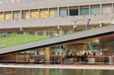 @lincoln_center #HyparPavilion Diller Scofidio + Renfro Hypar Pavilion