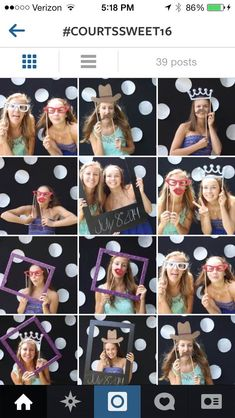 DIY Photo Booth - A Little Craft In Your DayA Little Craft In Your Day