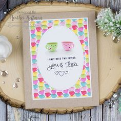 Coffee Tea and Cocoa: Simon Says Stamp Card Kit Reveal and Inspiration