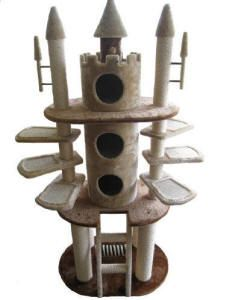 DIY Cat Tower | Posted on 2010-10-17 17:29 by Wikki