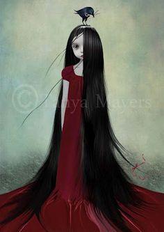 HarrietsImagination Artwork By Tanya Mayers