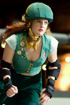 Whip It 2009 (Drew Barrymore)  Would you ever join a roller derby team?!