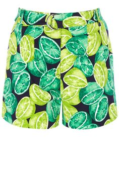 LIME PRINT SHORT | Multi | Oasis Stores