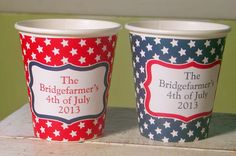 Personalized Stars AllAmerican 4th of July by WhenIWasYourAge, $11.00