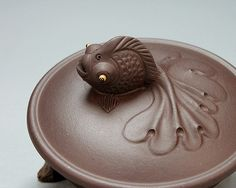 Pottery clay types | 420cc,Zisha Teapot,pottery,Purple clay cup fish tea pot | eBay
