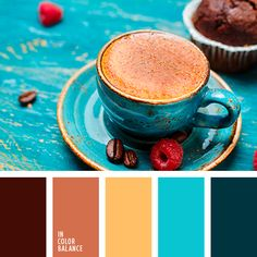 Color Palette inspires you to decorate your house flat bedroom kitchen living room bathroom and even wedding with our color ideas. Orange Color Palettes, Colour Pallette, Colour Schemes, Color Combos, Flat Color Palette, Orange Palette, Color Yellow, Bathroom Colors, Kitchen Colors