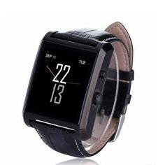 Bestseller2888 DM08 Bluetooth Smart Watch Waterproof Wrist Watch Phone with Camera Touch Screen and PU Leather Strap Band for iPhone and Android Smartphones-Black. DM08 Compatible for Android and IOS phones, and it comes with IPS Full View 1.54 HD TFT Display Touch Screen. High Definition Camera with 300,000 pixels,Dual UI interface, Easy operation. Life Waterproof,you can put it to take shower up to 2 minuters.With sweatproof leather strap, it's easy to dry up. Drop Resistance,with 361L...