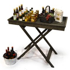 Wooden Retail Display Table $45