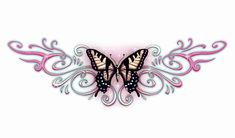 love this but I already have a tattoo on my lower back! Large Temporary Tattoos, Temporary Tattoo Designs, Fake Tattoos, Body Art Tattoos, Tribal Tattoos, Tatoos, Lower Back Tattoos, Lower Belly Tattoos, Female Tattoos
