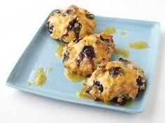 royal wedding dessert recipes ..Orange Glazed Blueberry Scones ...(recipe found about 1/4 down page).