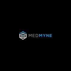 Create a logo for the medical machine learning revolution by ink_akbar
