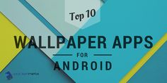 Wallpapers are the easiest way to customize practically any device that runs under an operating system. This is in no way something exclusive to Android, but the Play Store does offer a large number of wallpaper apps. #android #apps