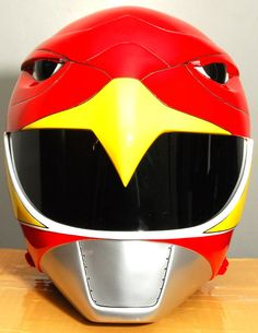 new aniki cosplay power rangers jetman red hawk helmet from $400.0