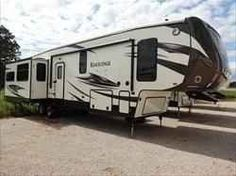 """2015 Used Heartland Elkridge Fifth Wheel in New Jersey NJ.Recreational Vehicle, rv, Selling my 5th wheel. MSRP $62,000 Here is the info from heartland Super nice bunk house 5th wheel floor plan from Heartland. The all new 2015 ElkRidge 38RSRT All new meaning, this one has the """"Pearl Package"""" which consists of the Pearl exterior with the new Chocolate metallic front cap, upgraded graphics and Dexter axles. They call this the """"Ultimate"""" and I can see why. This 5th wheel has (5) slide outs, a…"""